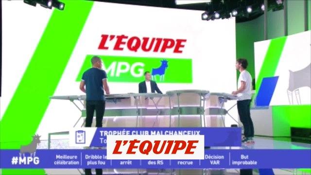 Le PSG et Toulouse, clubs les plus malchanceux - Foot - L1 - Rotald'Or 2020