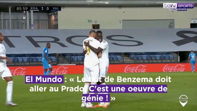 LaLiga : Benzema, la presse est unanime  !
