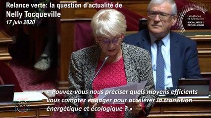 Nelly Tocqueville : question d'actualité du 17 juin 2020