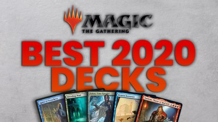 Magic the Gathering: 2020's HOTTEST Competitive Decks (Presented by eBay)