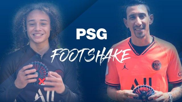 Le Paris Saint-Germain et Footshake lancent la première communauté de jonglage connectée