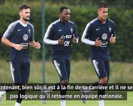"""Bleus - Frey : """"Le meilleur gardien n'est pas toujours le premier choix en l'équipe nationale"""""""