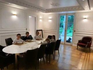 La maison parisienne de la famille Icardi (PSG)
