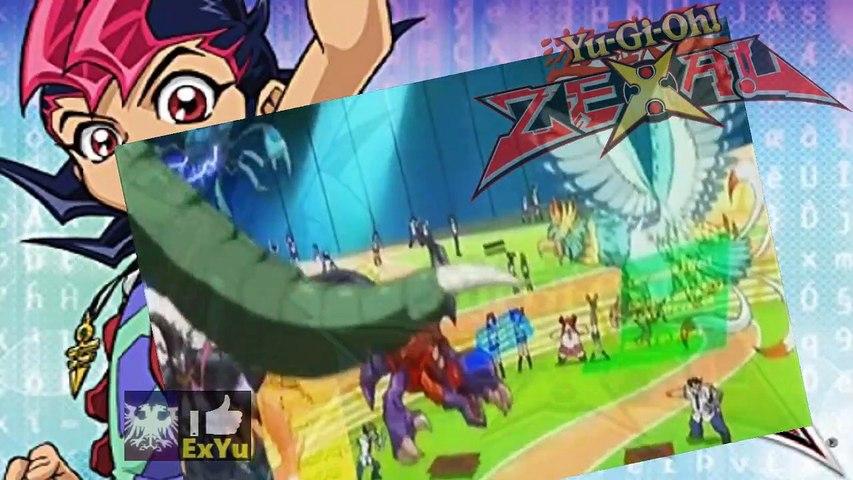 Yu-Gi-Oh! Zexal 1. epizoda - crtani film na srpskom