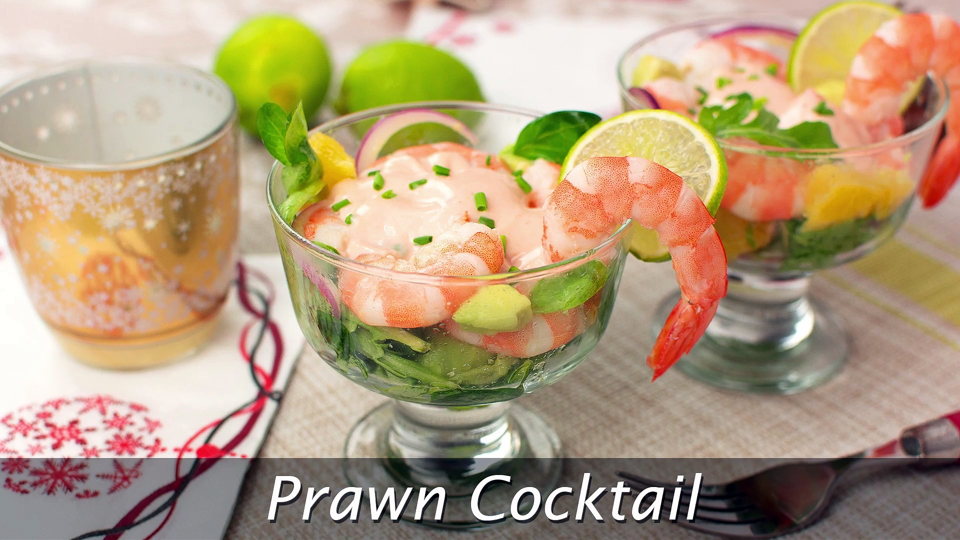 Prawn Cocktail – How to Make the PERFECT Prawn Cocktail Recipe