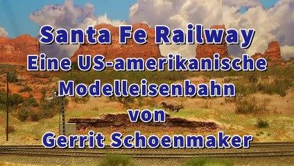 Modellbahn 1:87 Santa Fe - Der Sound geht unter die Haut: Dampflokomotiven und Diesellokomotiven