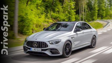 Mercedes-AMG E63 2021 Facelift Models Unveiled