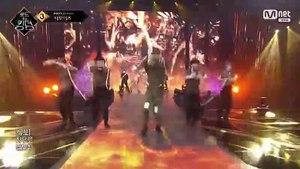 [SUB.ESPAÑOL] 200618 Mnet 'Road to Kingdom' EP8 (final) (Parte 2/3)