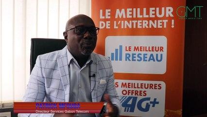 [  Vidéo ] Interview du Directeur Services de Gabon Telecom, suite à la nouvelle tarification des forfaits