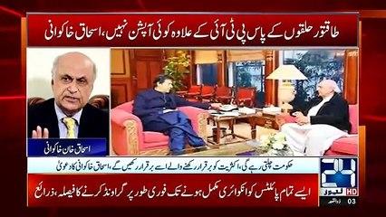 who was behind asad umar resignation ?confirmed