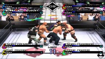 WWF SmackDown! Just Bring It - Rhyno Royal Rumble
