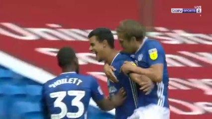 Cardiff City V Leeds United