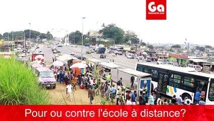 Enseignement à distance au Gabon les avis divergent