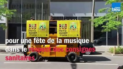 Fête de la musique à Metz