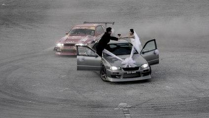 أغرب حفل زفاف في لبنان