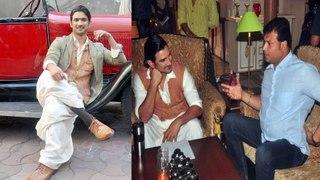 Sushant Singh Rajput memories on the set of CID 'detective Byomkesh Bakshy'