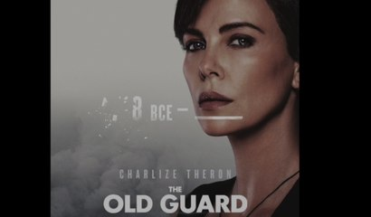 THE OLD GUARD - Andy & Nile immortal trailer - Netflix Charlize Theron