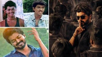Happy Birthday Vijay : Thalapathy Vijay Box Office Career
