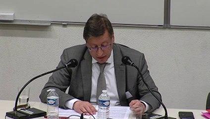 """""""L'architecture  écologique  de  la  nouvelle réforme de la PAC"""", Yves PETIT, Professeur à l'Université de Lorraine, Faculté de droit de Nancy, IRENEE EA7303, @Colloque PAC 2020"""