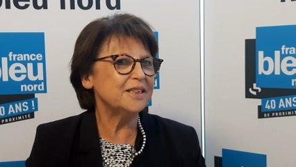 Municipales à Lille : Martine Aubry, la maire  PS sortante se dévoile