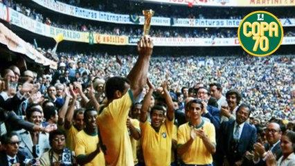 DIÁRIO L! DA COPA DE 70: a conquista do Tri e a consagração do time que ficou eternizado