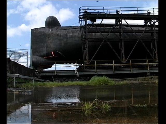 Sortie du sous-marin Flore S645 - Trigone Production 2001-2016