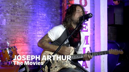 "Dailymotion Elevate: Joseph Arthur - ""The Movies"" live at Cafe Bohemia, NYC"