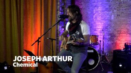 "Dailymotion Elevate: Joseph Arthur - ""Chemical"" live at Cafe Bohemia, NYC"