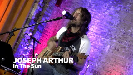 """Dailymotion Elevate: Joseph Arthur - """"In The Sun"""" live at Cafe Bohemia, NYC"""