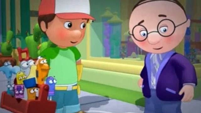 Handy Manny Season 3 Episode 36 The Chicken Or The Egg Picture This