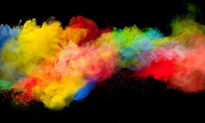 الألوان الجالبة للحظ في العام 2019