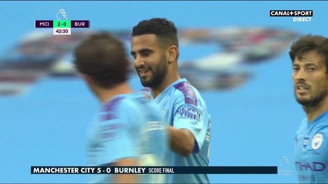 Le résumé de Manchester City - Burnley