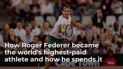 Roger Federer's Money