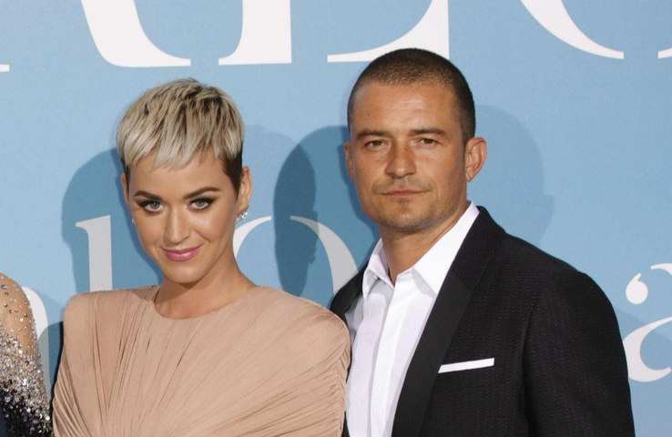 Katy Perry and Orlando Bloom are waiting until their daughter is born to settle on her name