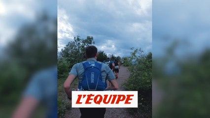 D'Annecy à Chamonix sur une trace inédite - Adrénaline - Trail