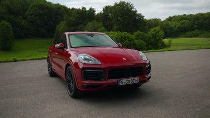 Nuevo Porsche Cayenne GTS - El diseño