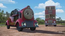 Thomas And Friends - Cleo The Road Engine