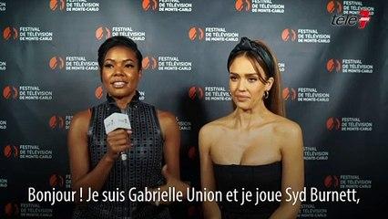 Jessica Alba & Gabrielle Union (Los Angeles : Bad Girls) : Actrices et productrices engagées