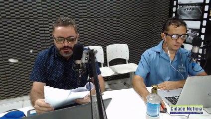 Veja e reveja o programa Cidade Notícia desta terça-feira (23) pela Líder FM de Sousa-PB