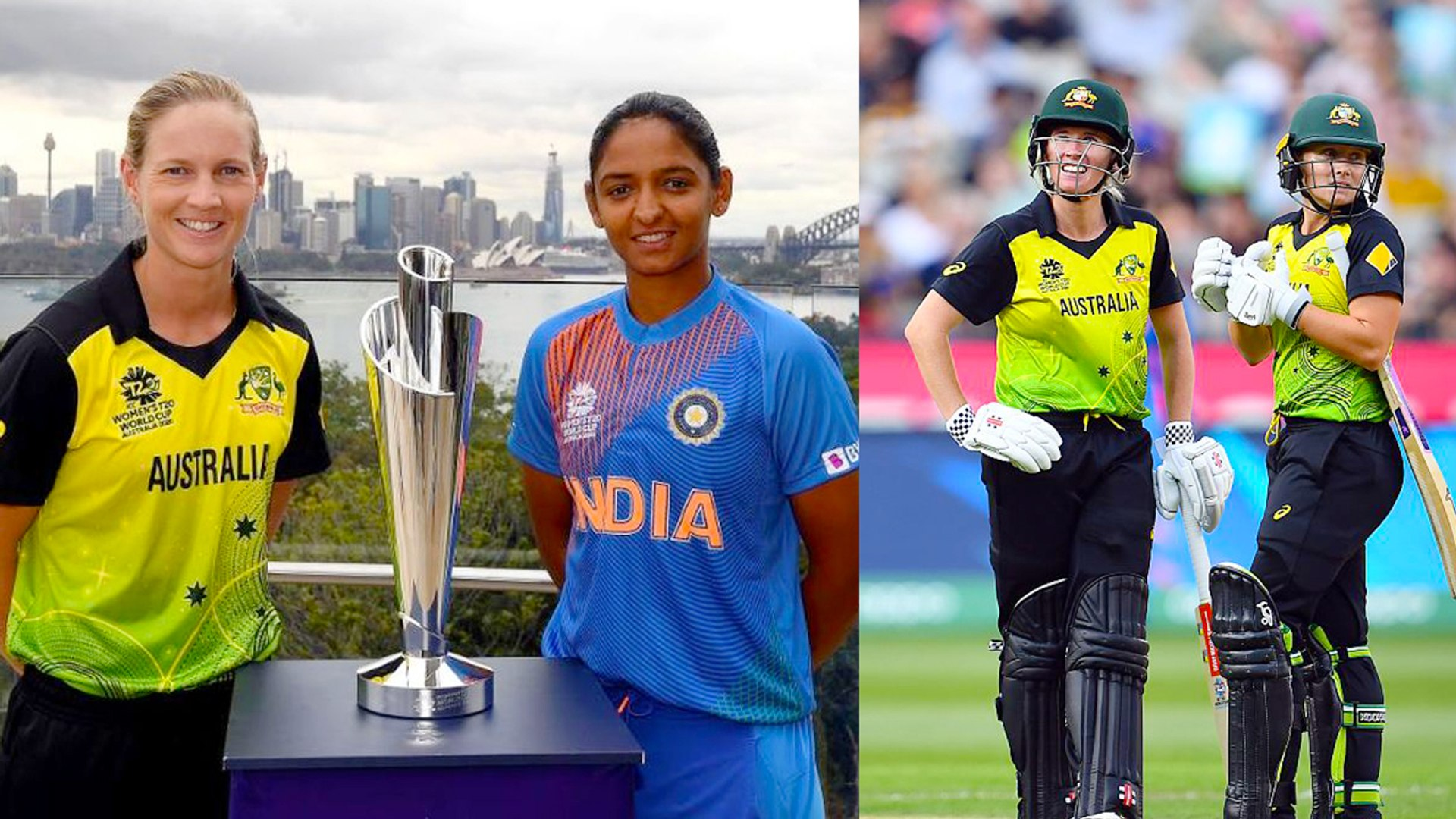 ICC Women's T20 World Cup 2020 புது சாதனை   Australia Vs India