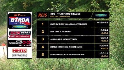 2015 BTRDA 1400 Round 8 Trackrod