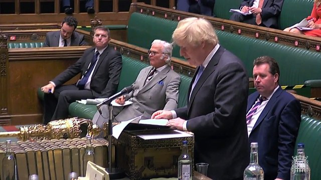 Boris Johnson announces next stage of easing of Covid-19 lockdown restrictions