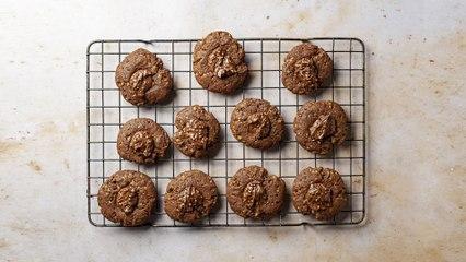 3 ingredient Malteser cookies