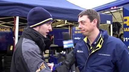 MSN Circuit Rally Championship 2015-2016 Rd 2 Cadwell Park
