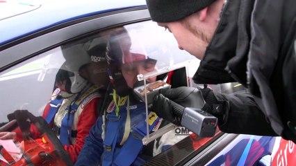 MSN Circuit Rally Championship 2015-2016 Rd 4 Croft
