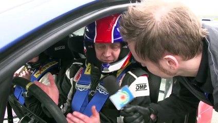 MSN Circuit Rally Championship 2015-2016 Rd 6 Anglesey