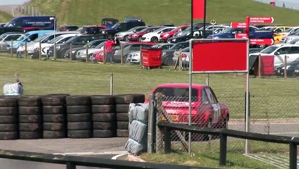 MSN Circuit Rally Championship 2015-2016 Rd 8 Snetterton