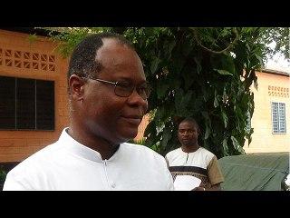 Père Affognon : « Moi-même je ne partage pas l'ensemble du contenu des propos de Mgr Kpodzro »