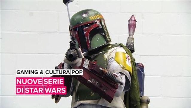 Pioggia di serie tv per la saga di Star Wars
