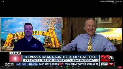 23ABC Interview: Bakersfield spokesman Joe Conroy talks about city's new homeless shelter